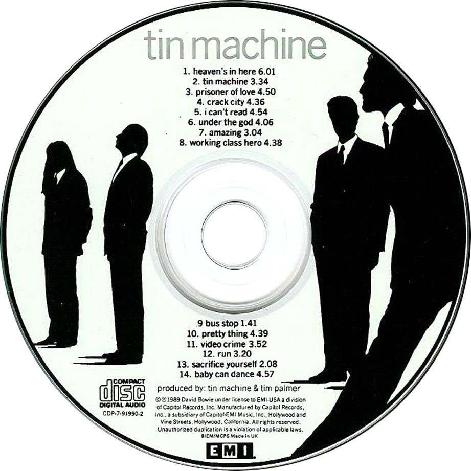 tin machine tin machine