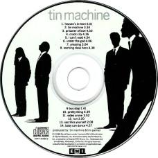 Tin Machine imagen CD