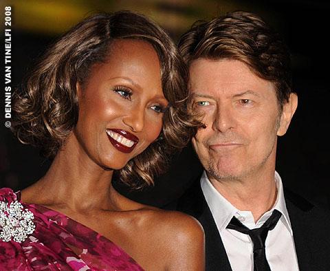 Imán y Bowie