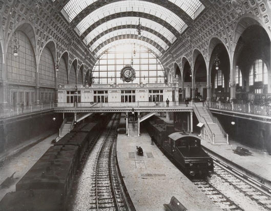 Antigua estación de Orsay