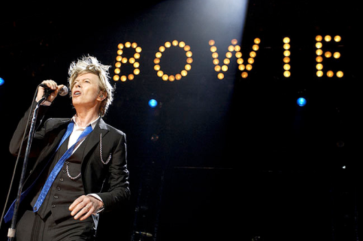 Bowie (Reality Tour)