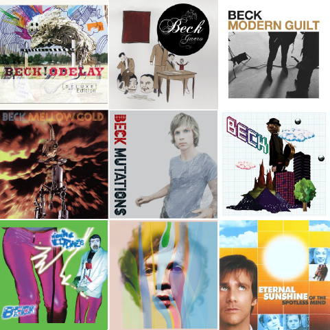 Best of Beck