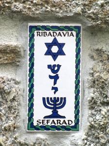 Barrio judio de Ribadavia