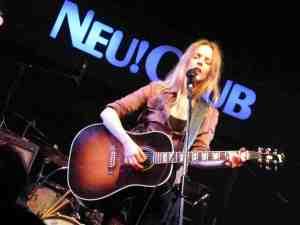 Christina Rosenvinge en el Neu! Club
