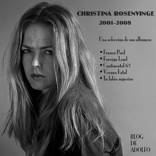 Christina Rosenvinge 2001–2008