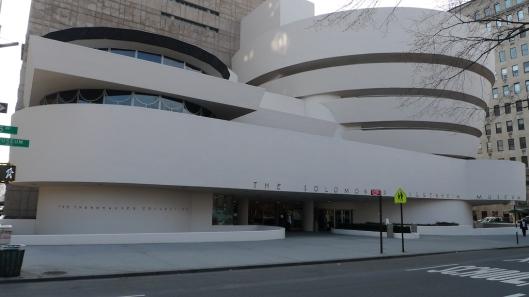 Museo Guggenheim, NY