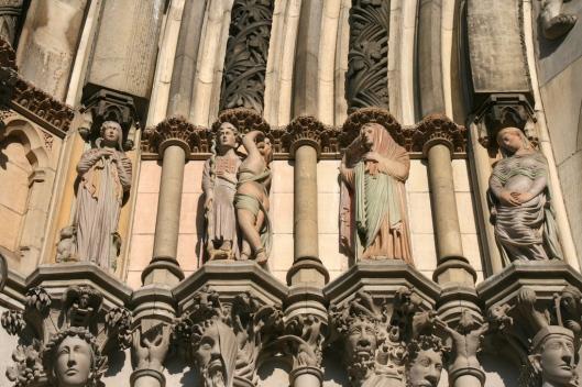 St. John The Divine (detalle de fachada)