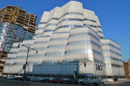 Edificio IAC