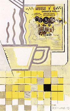 Collage de Joe Brainard