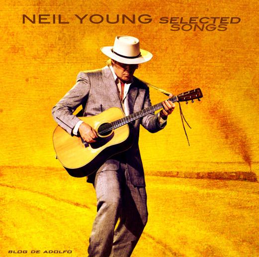 Una selección de canciones de Neil Young