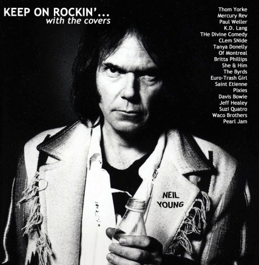 Descarga la recopilación de versiones de Neil Young