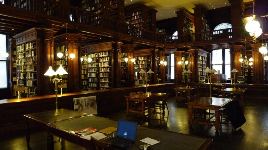 Biblioteca de la Brooklyn Historical Society