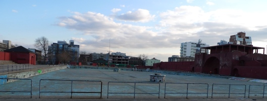McCarren Pool (vista general)