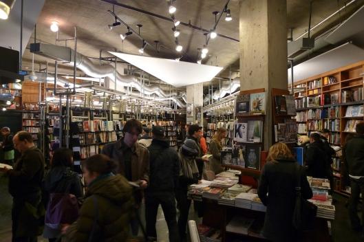 St. Marks Bookshop
