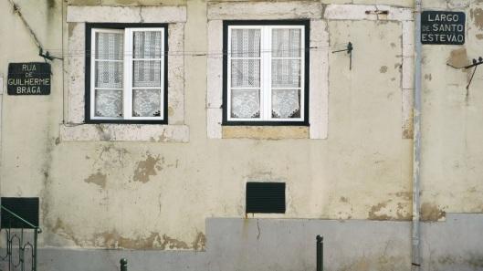 Barrio de Alfama (detalle)