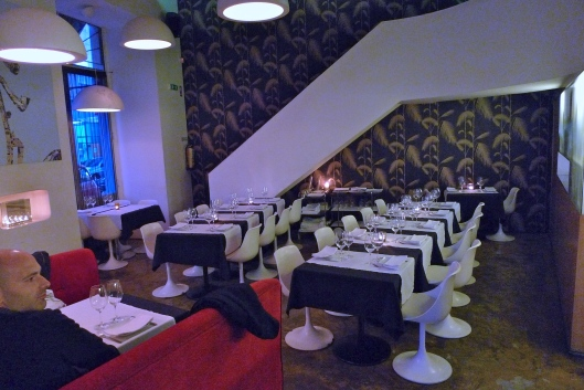 Restaurante Yasmin