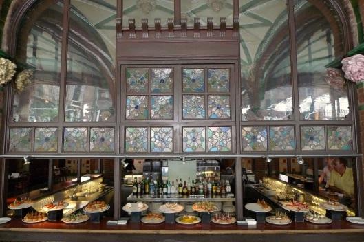 Cafetería del Palau de la Música