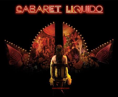 Cabaret Líquido, en el teatro Marquina.