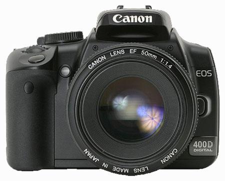 Haz clic para ver las especificaciones de la cámara