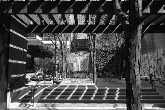 Parque de la Sutton Place Synagogue