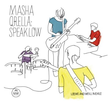 Masha Qrella - Speak Low (2009)