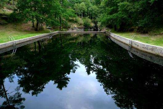 "Piscina fluvial de ""Sete Muiños"" (Guitiriz)"