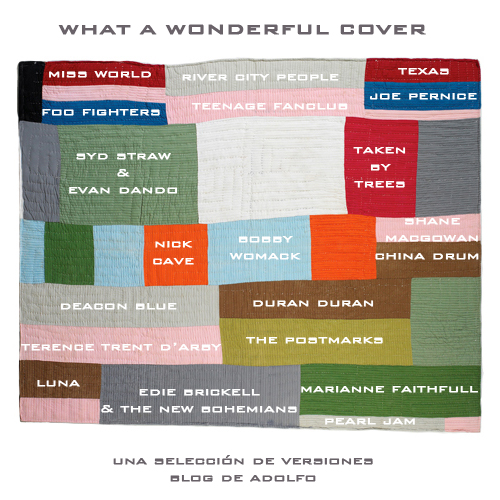 "Haz clic para descargar el disco ""What A Wonderful Cover"""