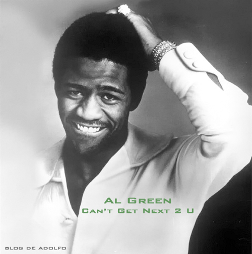 "Descarga la recopilación ""Al Green can't get next 2 U"""