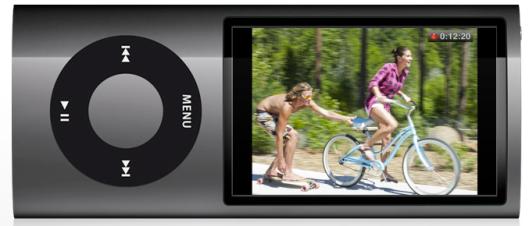 Nuevo iPod nano con radio FM, cámara de vídeo y VoiceOver