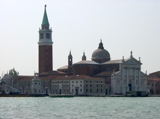 San Giorgio Maggiore, en Venecia