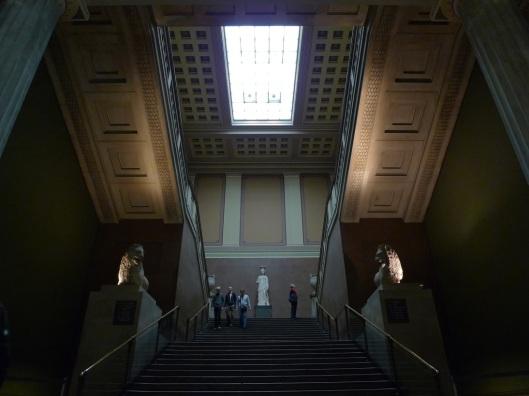 British Museum (detalle del interior)