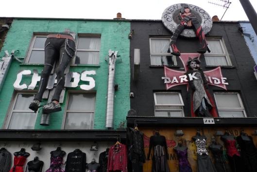 Tiendas del Camden Market