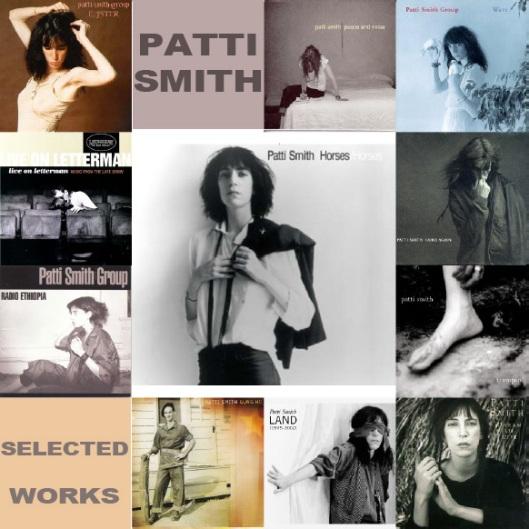 Recopilación de Patti Smith