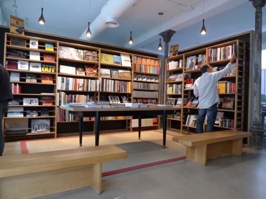 Librería de La Fábrica