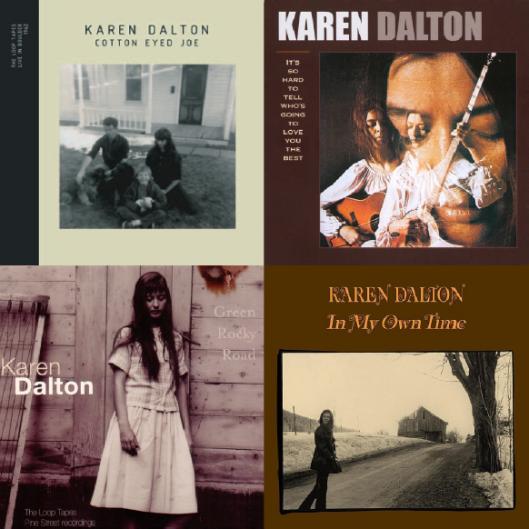 Karen Dalton (portada)