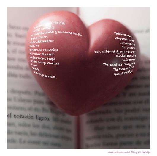 El corazón ligero