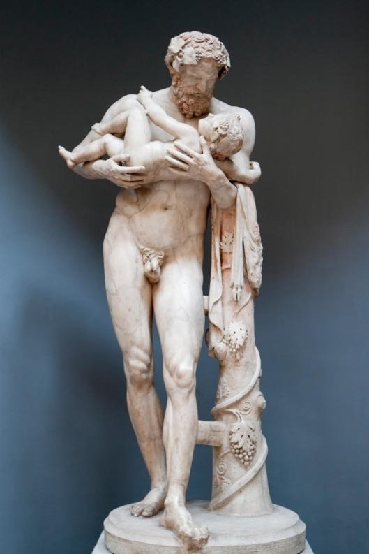 Escultura. Museos Vaticanos