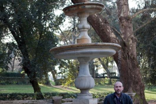 Jardines de la Villa Borguese
