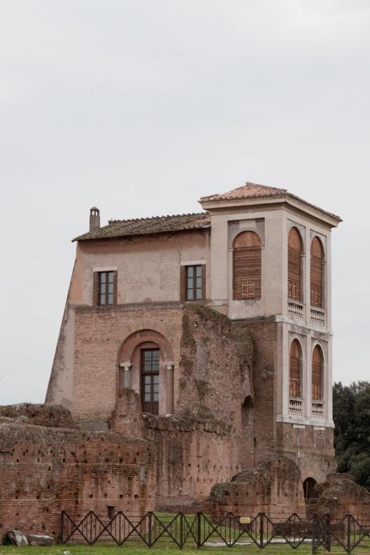 Villa del Palatino