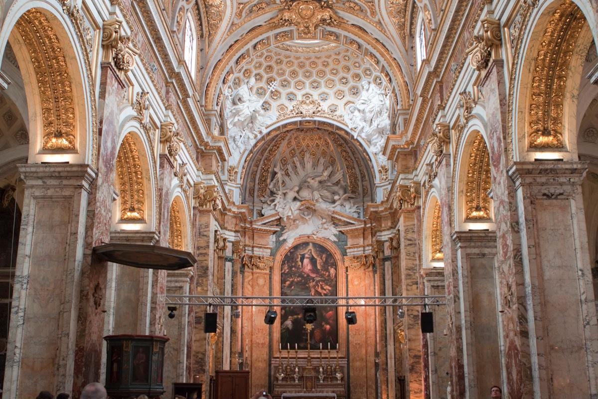 Iglesia De San Luis De Los Franceses Blog De Adolfo