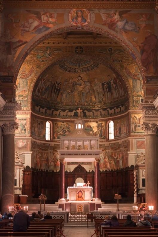Santa Maria in Trastevere 03