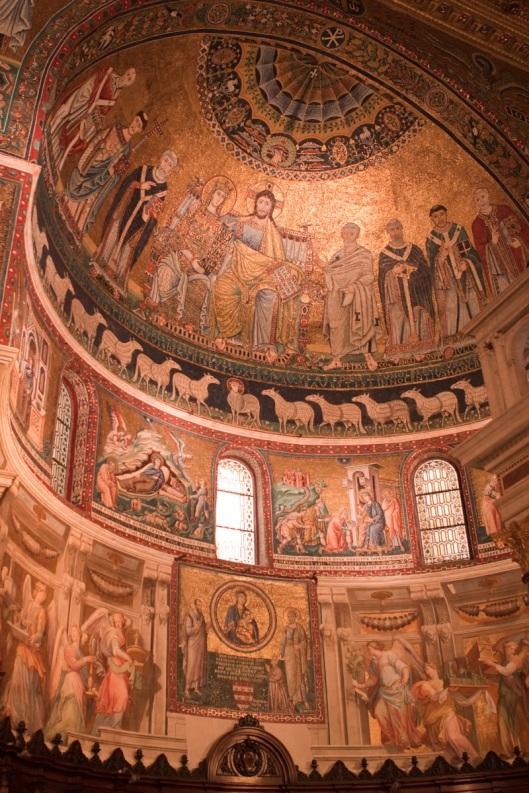 Santa Maria in Trastevere 04