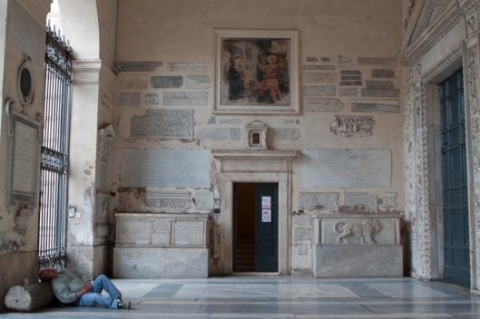 Santa Maria in Trastevere 06