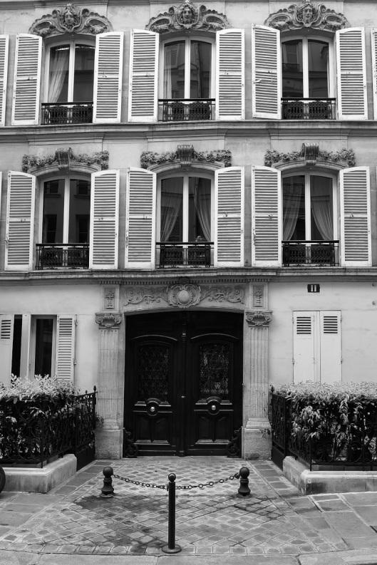 Edificio en Carré Rive Gauche