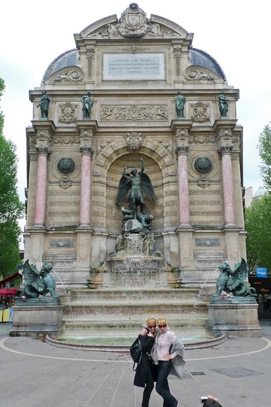 Fuente Saint Michel