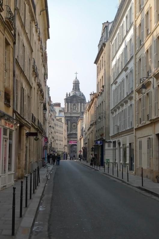 Calle del Marais