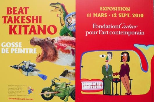 Expo de Takeshi Kitano