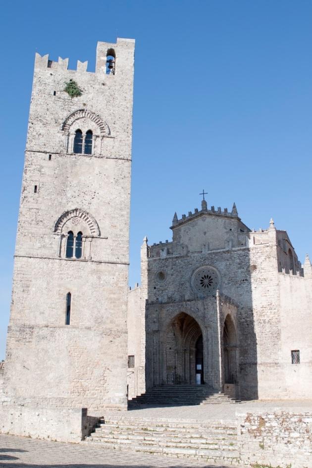 Catedral de Èrice
