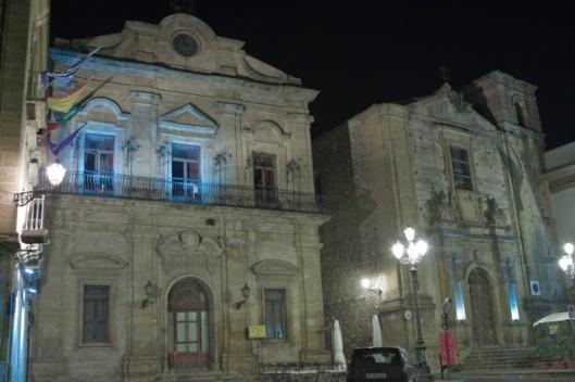 Ayuntamiento. Piazza Armerina