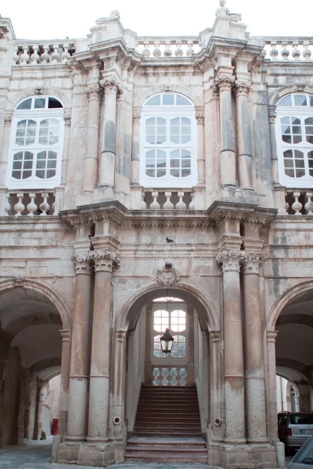 Palacio Beneventano del Bosco